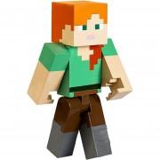 Minecraft - Figura De Alex Articulable 22 Cm