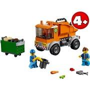 LEGO City 60220 Szemetes autó