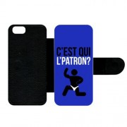 Etui C'est Qui L'patron (3) Compatible Iphone 5