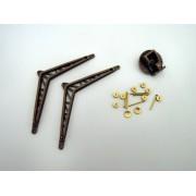 Macara (gruie) din metal 65 mm