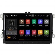 "Unitate Multimedia cu Navigatie GPS, Touchscreen HD 9"" Inch, Android 7.1, Wi-Fi, 2GB DDR3, Volkswagen VW Jetta + Cadou Soft si Harti GPS 16Gb Memorie Interna"