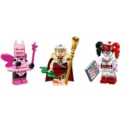 LEGO Lego Tu Tu Batman King Tut Harley Quinn Minifigures Lego Batman Figures