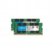 Crucial 16GB DDR4 SODIMM 2400 MHz Kit (2x8GB)
