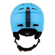 ELECTROPRIME Pro Ski Helmet Skateboard Skiing Snowboard Winter Snow Sport Helmet Blue L