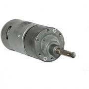 12v DC RS-37-555 Side Shaft Gear Geared Motor - 10 rpm