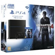 Consola PlayStation 4 Ultimate Player Edition 1TB + joc Uncharted 4