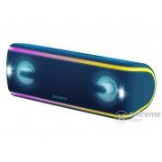 Boxa portabila Sony SRS-XB41 Extra Bass Bluetooth, albastru