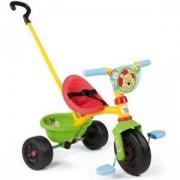 Детска триколка Be Move - Мечо Пух, Smoby, 444187