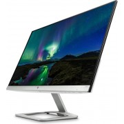 """HP 24er IPS LED Backlit Monitor 23.8"""" White Silver/1920x1080/2Y (T3M80AA)"""