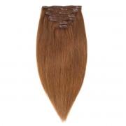 Rapunzel® Extensions Naturali Kit Clip-on Original 7 pezzi 5.0 Brown 30 cm