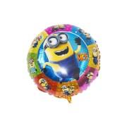 Baloane rotunde cu Minioni (Model 2)