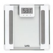 Cantar cu analizator al grasimii Laica PS5010, 150 kg, Alb