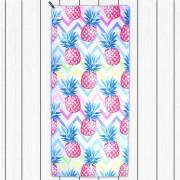 Pineapple gyorsan száradó strand fürdőlepedő