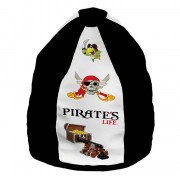 Lazy Bag XL Pirates Life