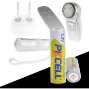 EH Batería Recargable De 10pcs Ni-MH 1000mAh 1.2V AAA Para La Linterna De La Cámara - Amarillo Y Plata
