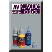 VALLEJO Game Color Silver 72052 Colori