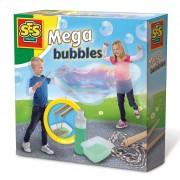 Set za pravljenje velikih balona od sapunice - Mega bubble blower