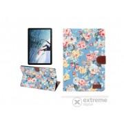 "Husa piele artificiala standing Gigapack pentru Samsung Galaxy Tab S4 (10,5"") LTE (SM-T835), albastru deschis"