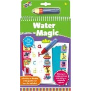 Water Magic Carte de colorat ABC