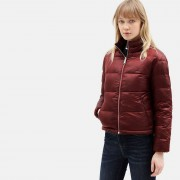 Timberland Veste Mount Rosebrook Pour Femme En Rouge Rouge, Taille M