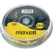 CD-R MAXELL 700MB 52X 10ks/cake