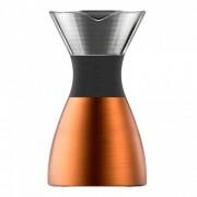 "Kaffeebereiter Asobu ""Pour Over Black/Copper 6 cups"""