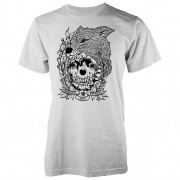 Abandon Ship Camiseta Abandon Ship Skinned Fox - Hombre - Blanco - XL - Blanco