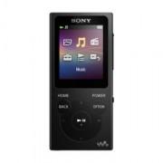 Sony mp3 speler NW-E393B zwart