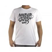 Natus Vincere T-shirt NAVIgate 2017 - Vit