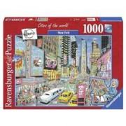Puzzle New York (1000 Pcs)
