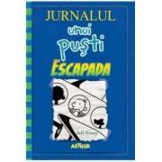 JURNALUL UNUI PUSTI. ESCAPADA HARDCOVER Vol. 12
