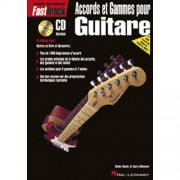 De Haske FastTrack Accords et Gammes pour Guitare
