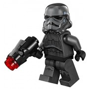 LEGO Star Wars: Expanded Universe - Shadow Trooper Minifigure with Projectile Blaster (2015) from 75