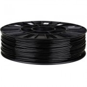 3D nyomtató szál REC REC ABS BLACK ABS műanyag 2.85 mm Fekete 750 g (1417374)