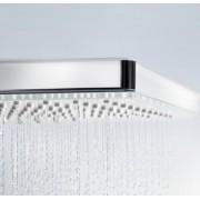 Para de dus Hansgrohe gama Rainmaker Select 460, 3 functii EcoSmart, cu conexiune plafon 100mm