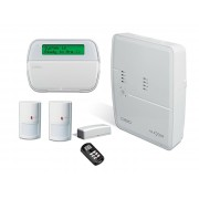 SISTEM DE ALARMA ANTIEFRACTIE WIRELESS DSC KIT ALEXOR