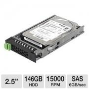 """Fujitsu 2.5"""" Festplatte - 146 GB Speicherkapazität - Intern - Demoware mit Garantie (Neuwertig, keinerlei Gebrauchsspuren)"""