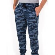 Cougars Camo Print Track Pants - Black S