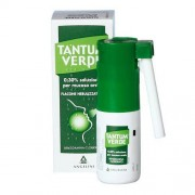 Angelini Spa Tantum Verde Nebulizzatore Spray 30ml 0,15%
