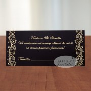 Place card New York