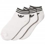 Sosete unisex adidas Originals Trefoil Ankle 3 Pairs AZ6288
