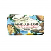 Nesti Dante Paradiso Tropicale Triple Milled Natural Soap - St. Barth's Coconut & Frangipani 250g
