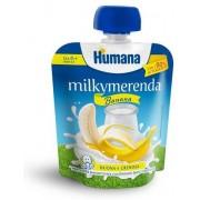 Humana italia spa Humana Milkymerenda Banana 80g