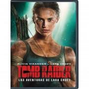 Película Tomb Raider Las Aventuras De Lara Croft Blu-Ray Acción