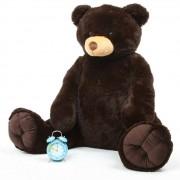 5 Feet Fat and Huge Brown Tummy Teddy Bear