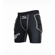 Zone Monster Shorts Black JR 150/170 cl