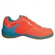Yonex BADMINTON SHOES SRCR 40 LD JR ORANGE BLUE Badminton Shoes For Men(Multicolor)