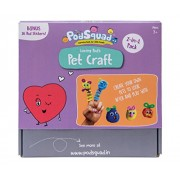 PodSquad Learning Games for Children : Pet Craft – Educational Games. 2-in-1 Pack with Craft Activities to Learn about Animals