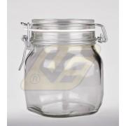 Bormioli Rocco 119508 Fido Trans csatos üveg 0,75 literes