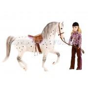 Breyer Набор лошадь и наездница любительская езда